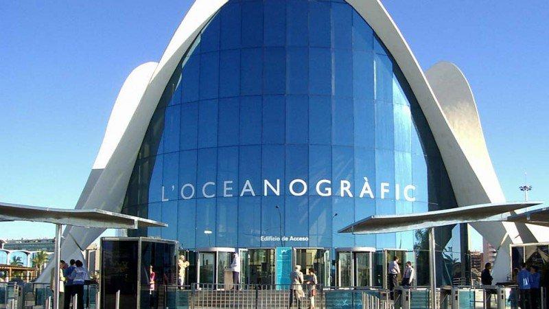 Entradas para el Oceanogràfic de Valencia