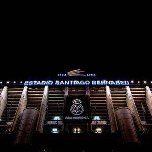 Tour Santiago Bernabéu Madrid