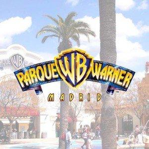 Entradas para Parque Warner en Madrid