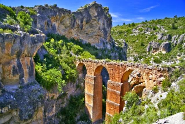 La Serrania, un maravilloso viaje al Interior del Interior