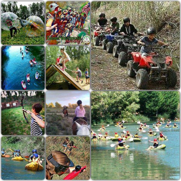 La mayor oferta de aventura, turismo familiar y experiencias