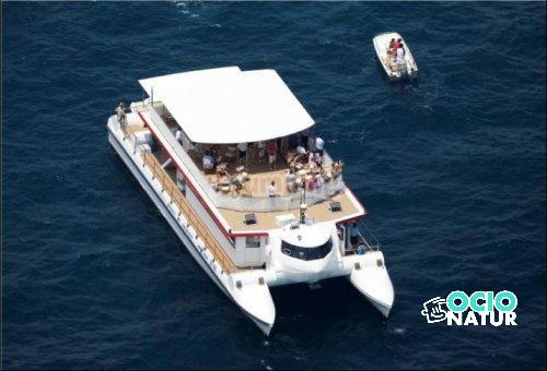 Excursión en Crucero Catamarán Experience