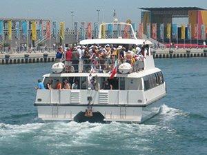 Paseo Excursión en Barco