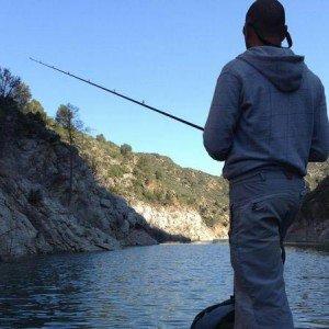 Pesca deportiva en Valencia