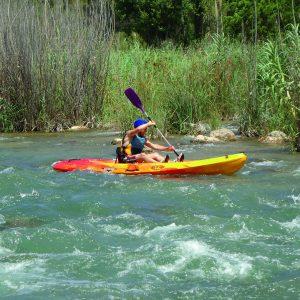 Adrenalina y Aventura. Ruta en bike, senderismo y canoa