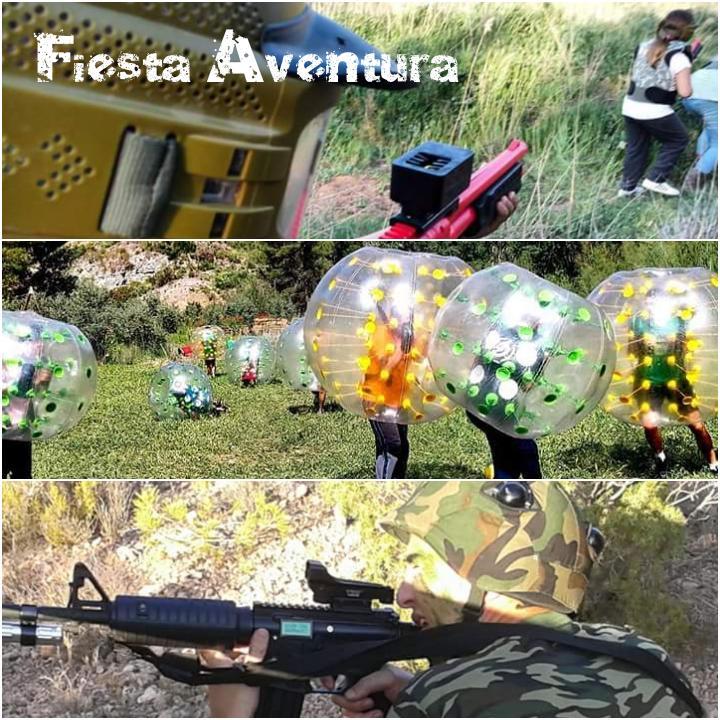 Fiesta Aventura. Llévatela a casa